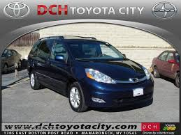 2006 Toyota Sienna Limited AWD in Nautical Blue Metallic - 060766 ...