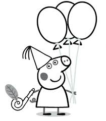 Peppa Pig Drawing Free Download Best Peppa Pig Drawing On