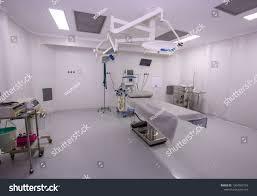 Design Of Operating Rooms In Hospitals Operating Room One Rooms Hospital That Stock Photo Edit Now