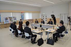 partint is six people who are active in tanohata mura iwaizumi cho miyako shi yamada machi