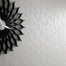 View in gallery Checkered wallpaper from Graham & Brown