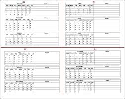 Free 2019 Calendar Printable Templates Blank Download