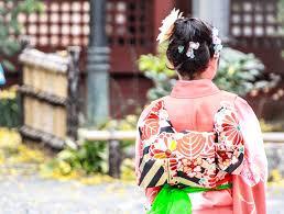 時短で行こうお宮参りの着物と髪型8つ 子供家族写真こどもフォト