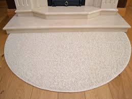 large half round rugs