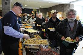 Soup Kitchen Meal After Another Hard Year We Need A British Thanksgiving Holiday