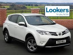 Used Toyota RAV4 2015 for Sale | Motors.co.uk