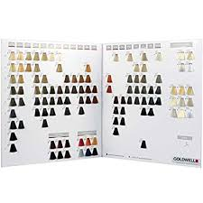 Goldwell Topchic Colour Chart Amazon Co Uk Health