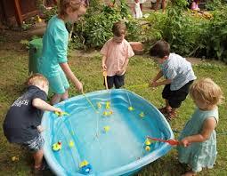 outdoor activities for preschoolers. Gonefishing1 - Outdoor Fun Activity For Toddlers Activities Preschoolers