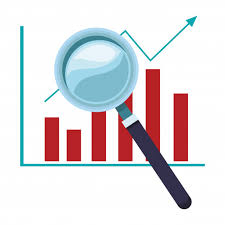 Data Chart Icon Data Chart Icon Vector Premium Download
