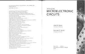 Cmos Analog Circuit Design Allen Holberg 3rd Edition Pdf Download Microelectronic Circuits By Sedra Smith 5th Pdf Document