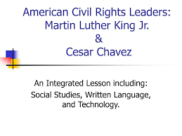 Differences Between Mlk And Malcolm X Venn Diagram Ppt American Civil Rights Leaders Martin Luther King Jr Cesar