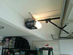 installing angle iron for garage door opener fluidelectric