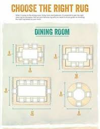 dining room rug size. oriental rug size guide including cheat sheet | guide, and area placement dining room