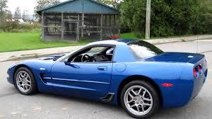 2003 Corvette Z06 50th Anniversary Edition - HD - YouTube