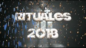 Resultado de imagen de rituales 2018