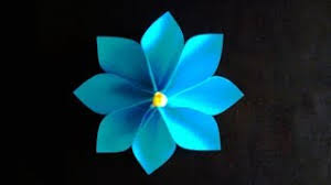 How To Make Origami Paper Flower How To Make Paper Flowers Origami Paper Flowers Making
