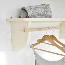 wall mounted clothes rails housecraft