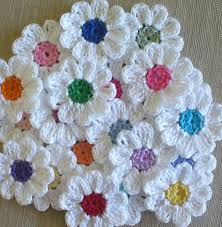 Small Crochet Flower Pattern Simple Ideas