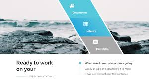 Breakwater Design Ppt Primo Creative Keynote Template General Features 162 Well