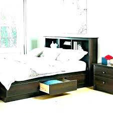 black full bed frame with drawers – financaspessoais.co