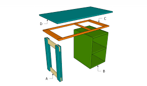 Excellent How To Build A Small Desk 20 About Remodel Home Images with How  To Build A Small Desk