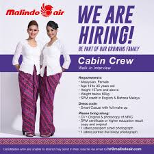 Malindo Air Cabin Crew Walk In Interview February 2017 Better