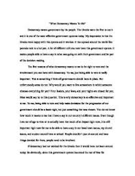 democracy essay democracy essay com democracy essay