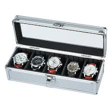 cameron rakuten global market watch x2f storage case x2f watch storage case watch watch case aluminum case udedokei men s