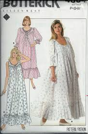 Nightgown Patterns