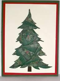 Iris Folded Christmas Tree Card 10 Village Crafters Blog