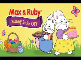 Small Picture Max Ruby Bunny Bake Off Part 1 Best iPad app demo for kids