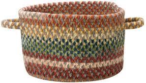 cambridge smoke taupe braided rugs