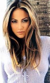 blonde highlights highlights and blondes jennifer lopez eye makeup tips