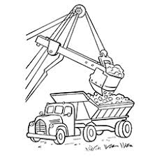 Present cars differ from the ancestors in the bigger power and high efficiency. Top 25 Free Printable Truck Coloring Pages Online