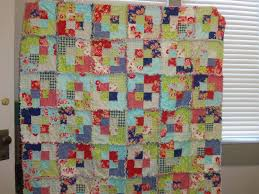 46 best Lil Red Hen Quilt Shop images on Pinterest | Red hen ... & Miss Kate in Flannel by Bonnie & Camille used to make a scrappy Rag Quilt. Red  HenFlannel ... Adamdwight.com