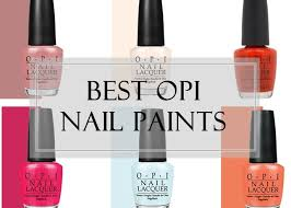 10 Best Opi Nail Polish Colors Reviews Swatches