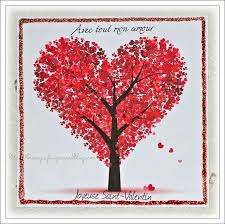 Carte De St Valentin Cartes De St Valentin Pour Mon Mari Les Mille Et 1