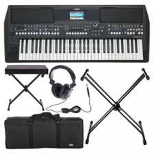 Цифровой <b>синтезатор Yamaha PSR-SX600</b> Deluxe купить в ...