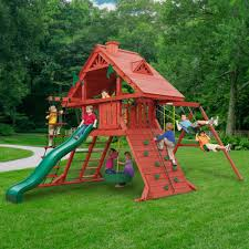 Amazing Gorilla Playset for Cool Kids Playground Ideas