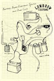 how to make a wiring harness for a motorcycle motorcycle wiring Bobber Wiring Harness triumph british wiring diagram boyer dual coil jpg (673×1000 how to make a bobber wiring harness bwh-01