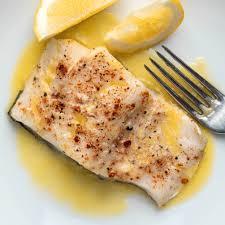 easy baked chilean sea b recipe