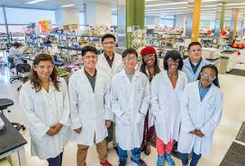 the iclem program an atypical summer job for bay area high school these eight bay area high school students are participating in this summer s iclem program earning