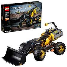 Lego 42081 Technic Volvo Concept Wheel Loader Zeux Toy 2 In 1 Model