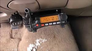 diy ford truck installation of yaesu 2900r 2 meter ham radio