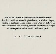 Ee Cummings Quotes