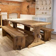 long wood dining table:  images about dining table ideas on pinterest long narrow kitchen narrow table and dining room tables