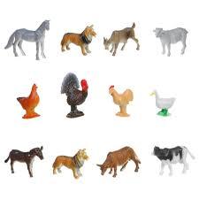 <b>Игрушка BONDIBON</b> Домашние животные и птицы (разноцветный)