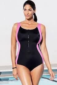 Chlorine Resistant Aquabelle Xtra Life Lycra Pink Zip
