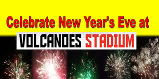 Volcanoes to host Drive-In Fireworks on <b>New Year's</b> Eve | Volcanoes