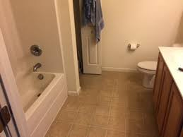 how to convert a tub shower to a walk in shower part 1